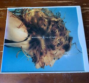 MADONNA Ray of Light CD Single, 1998.  Like New