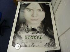 Stoker Nicole Kidman Mia Wasikowska ORIGINAL AFFICHE DU FILM UNE 69x102cm