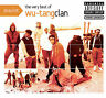 Playlist: The Very Best of Wu-Tang Clan CD