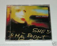 Una Donna Da Sognare by Patty Pravo (CD, May-2000, Sony) Brand New Rare