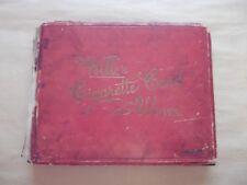 WILLS CIGARETTE CARD ALBUM 1920's & 1930's X 200 CARDS