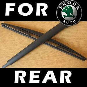 Rear Wiper Arm and Blade for Skoda Yeti 2009+