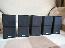 Bose Jewel Cube Premium Speakers X5