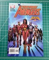 New Avengers #7 (2005) NM 1st App Illuminati Marvel Comics MCU Key?