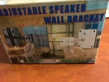 SWB-101 Adjustable Speaker Wall Bracket