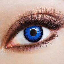 aricona blaue schwarze Kontaktlinsen deckende farbige Jahreslinsen Farblinsen