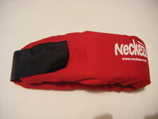 Neckeze Travel Pillow Head & Neck Support Comfort Sleep Collar Small Red Childs