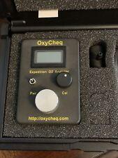 OxyCheq O2 Oxygen Analyzer