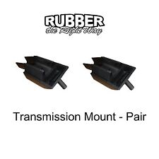 1966 1967 1968 1969 Lincoln Continental Transmission Mount Pair