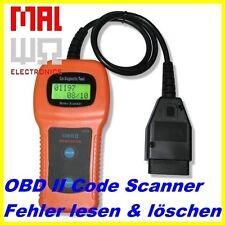 OBD II Scanner U380, passend für Citroen, Fehler lesen und löschen !! OBD2 !!