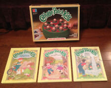 Vintage Cabage Patch Kids Hide & Seek Game complete and 3 Books