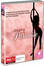 Stripping at the Paradise NEW R4 DVD