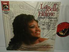 EX 27 0171 3 Offenbach La Belle Helene Jessye Norman / Michel Plasson 2LP Box