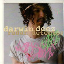 (EQ708) Darwin Deez, Radar Detector - DJ CD