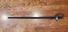 Vintage Artilleria Nacional Toledo Spanish Corsair Sword