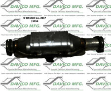 Catalytic Converter-Exact-Fit Davico Exc CA 15056