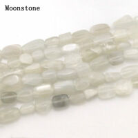 5-10mm Freeform Natural Stone gemstone Chips Beads For Jewelry Making 15.5""