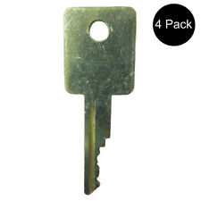 4 Keys Fits Case Ih Skid Steer 1838 1840 1835b 1835c 1845b 1845c