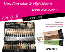 * Pick Any 8 * L.A. Girl Pro Conceal H.D. High Definition Concealer & Corrector