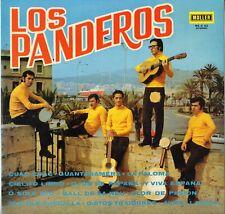 "LOS PANDEROS ""FOLK GROUP"" LATIN POP 70'S LP"