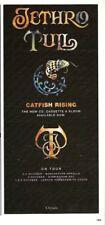 JETHRO TULL Cat Fish Rising  magazine ADVERT / Poster 11x4 inches