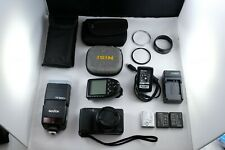 Mint Used - Ricoh GR III Digital Camera and Rare Accessories Bundle!