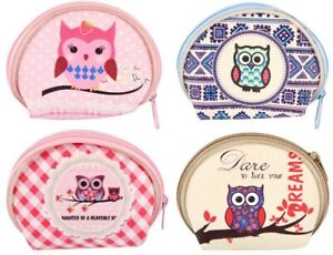 Mini Owl Purse, Girl loot party Filler, Birthday Christmas Stocking fillers ⭐⭐⭐⭐