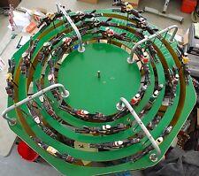 H.C. Evans Antique Horse Racing Mechanical Roulette Game