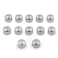 13PCS Bolt Cap Topper Nut Primary Cover Kit Twin Cam for Harley Softail /&Dyna