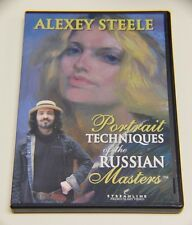Alexey Steele: Portrait Techniques of the Russian Masters - Art Instruction DVD