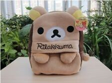 Cartoon San-X Rilakkuma Relax Bear Kid's Backpack Kindergarten School Bag Gift