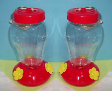 New listing Great Buy! Hummingbird Feeder 2 Pack- Hanging~ Free Shipping!