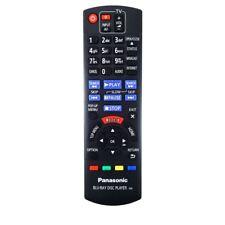 NEW Genuine Panasonic DMP-BDT330EB / DMPBDT330EB Blue Ray player Remote