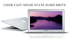 "Apple MacBook Air w/ 128GB Fast SSD HDD, 13.3"" Glossy LED Screen, INTEL 1.86GHz"