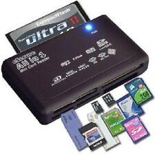 USB MEMORIA lettore schede mini / MICRO SD SDHC MMC MS M2 TF XD cellulare Multi