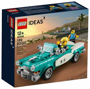 LEGO Ideas 40448 Vintage Car LIMITED EDITION NUOVO SIGILLATO
