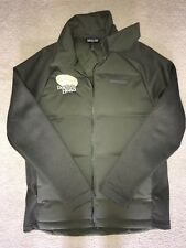 Dogfish Head Patagonia Men's Green Ukiah Hybrid Down Jacket, Size Medium