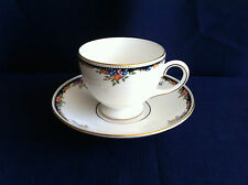 Wedgwood Osborne tea cup & saucer (some minor flaws)