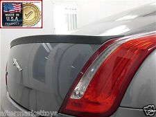 2010+ Jaguar XJ / XJL Euro Style Rear Trunk Lip Spoiler - PAINTED