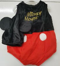 Disney Mickey mouse tabard and hat BNWT  age 12-18 months