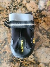 QUMY PETS Waterproof Dog Shoes Size Large !