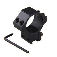 Zielfernrohr Montage 30mm Ring Weaver Picatinny 11mm Schiene Jagd Gun