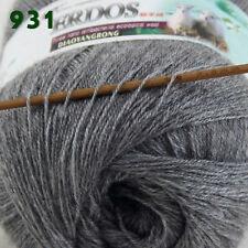 1 Skein X50gr Lace Soft Crochet Acrylic Wool Cashmere Hand Knitting Yarn 31
