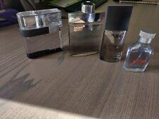 hugo boss perfume men set of four. Read description