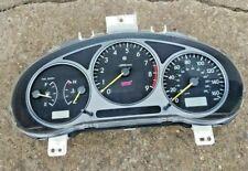Subaru Impreza Wrx Sti V7 Gauge Cluster Speedometer Speedo Clocks Rare