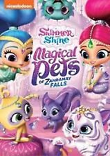 Simmer & Shine Magical Pets of Zahramay Falls DVD NEW factory sealed