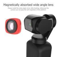 High Transmittance 120 Degree Wide Angle Lens for DJI Osmo Pocket Camera Kit