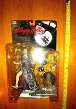 Sleepy Hollow The Crone Figure McFarlane 1999 ( Snakes Pop Out of Eyes & Mouth