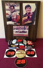Davey Allison NASCAR Lot