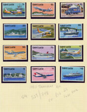 Mint Never Hinged/MNH Superb Caribbean Stamps